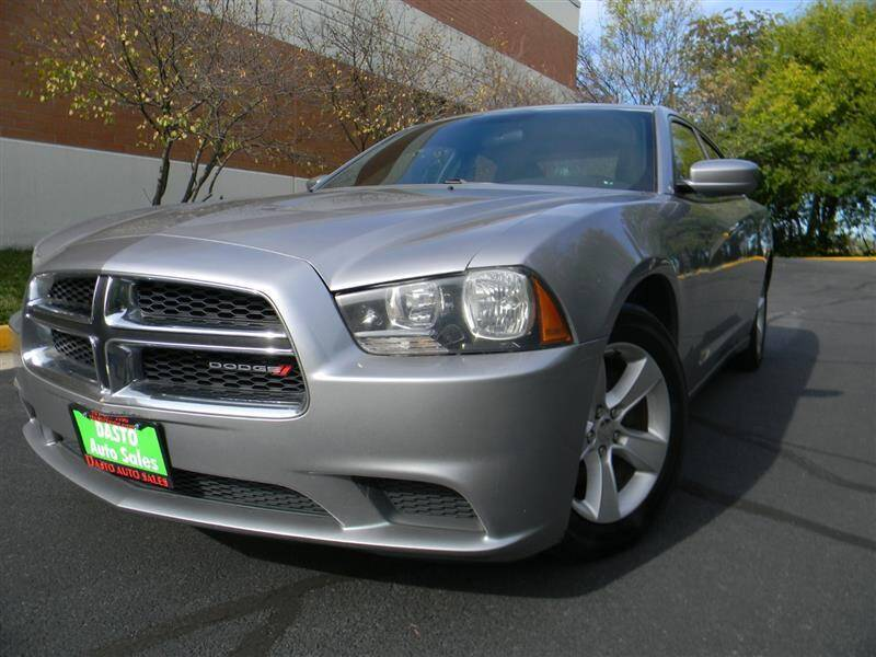 2014 Dodge Charger for sale at Dasto Auto Sales in Manassas VA