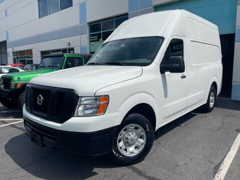 2019 Nissan NV Cargo for sale at Best Auto Group in Chantilly VA