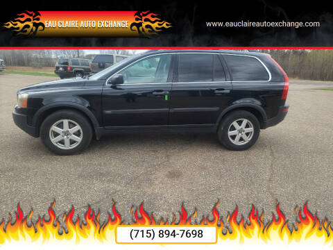 2006 Volvo XC90 for sale at Eau Claire Auto Exchange in Elk Mound WI