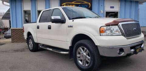 2008 Ford F-150 for sale at Freeland LLC in Waukesha WI