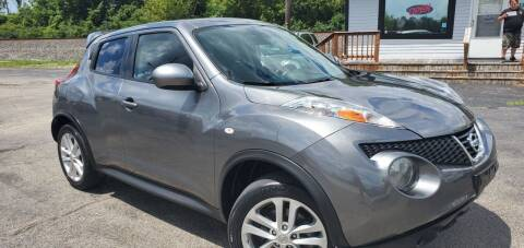 2011 Nissan JUKE for sale at Sinclair Auto Inc. in Pendleton IN