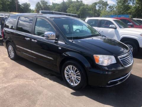 2014 Chrysler Town and Country for sale at Empire Automotive Group Inc. in Orlando FL