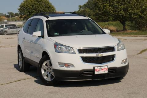 2010 Chevrolet Traverse for sale at Big O Auto LLC in Omaha NE