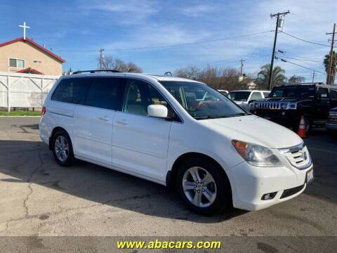 2010 Honda Odyssey for sale at About New Auto Sales in Lincoln CA