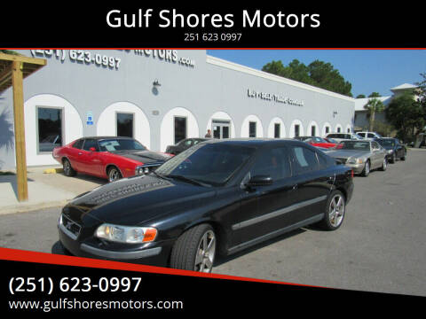 2004 Volvo S60 R for sale at Gulf Shores Motors in Gulf Shores AL