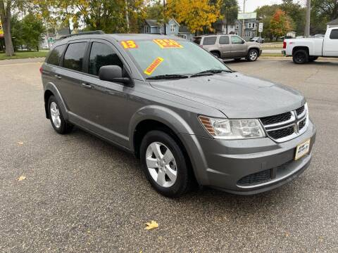 2013 Dodge Journey for sale at RPM Motor Company in Waterloo IA
