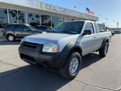 2001 Nissan Frontier for sale at Ideal Cars in Mesa AZ