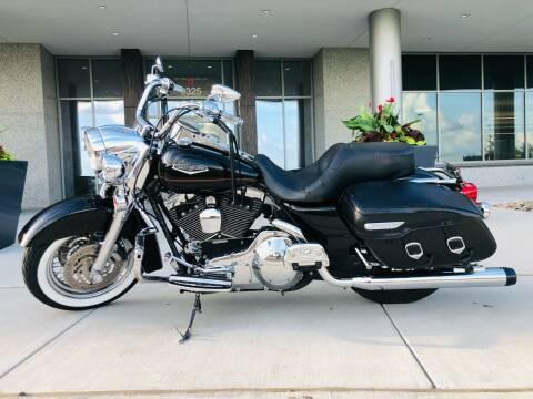 2002 Harley-Davidson Road King for sale at WALDO MOTORS in Kansas City MO