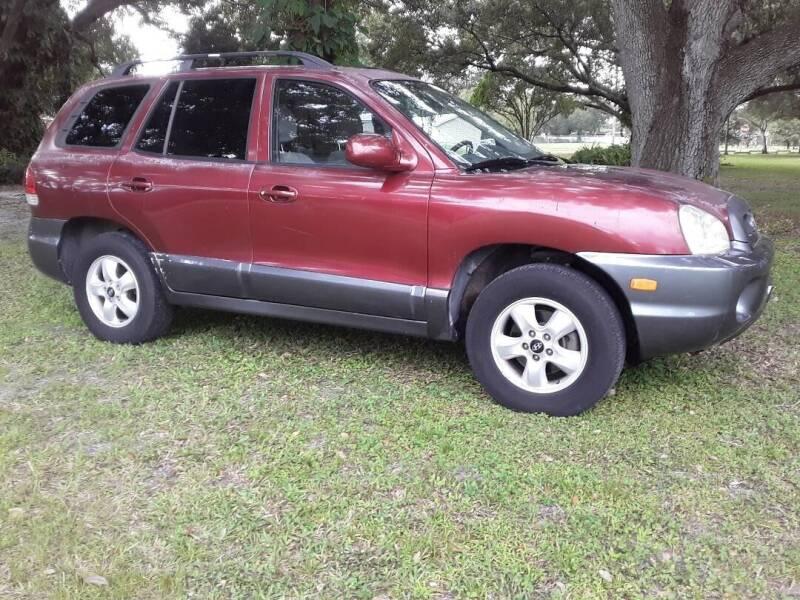 2005 Hyundai Santa Fe for sale at Coastal Car Brokers LLC in Tampa FL