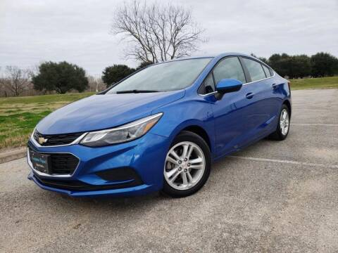 2016 Chevrolet Cruze for sale at Laguna Niguel in Rosenberg TX