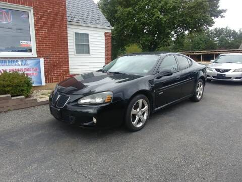 2007 Pontiac Grand Prix for sale at Regional Auto Sales in Madison Heights VA