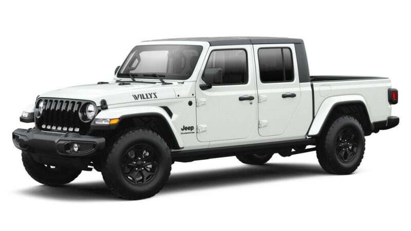 2021 Jeep Gladiator GLADIATOR WILLYS 4X4 - North Olmsted OH