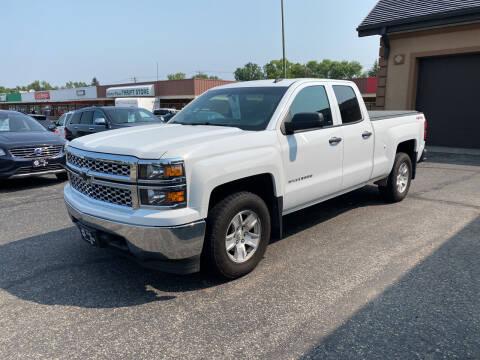2014 Chevrolet Silverado 1500 for sale at Atlas Auto in Grand Forks ND