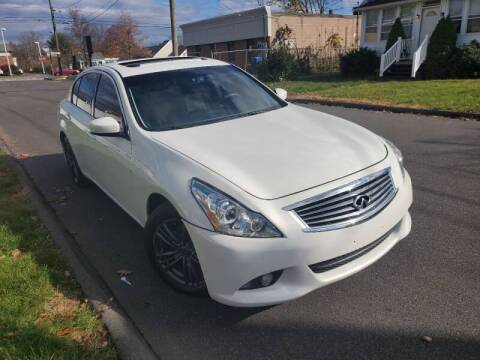 2011 Infiniti G37 Sedan for sale at Kensington Family Auto in Kensington CT