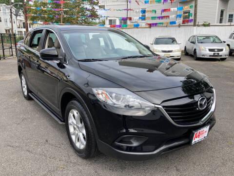 2013 Mazda CX-9 for sale at B & M Auto Sales INC in Elizabeth NJ