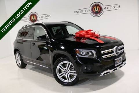 2020 Mercedes-Benz GLB for sale at Unlimited Motors in Fishers IN