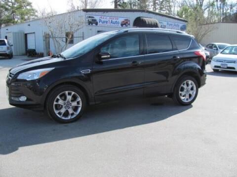 2014 Ford Escape for sale at Pure 1 Auto in New Bern NC