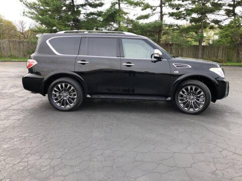 2020 Nissan Armada for sale at St. Louis Used Cars in Ellisville MO