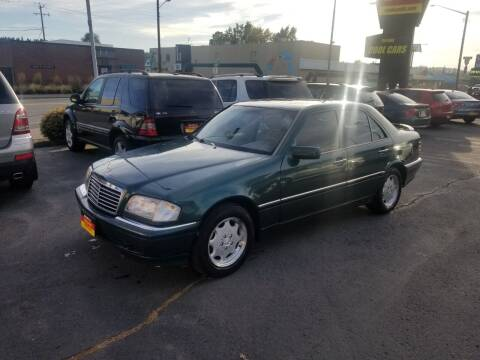2000 Mercedes-Benz C-Class for sale at Cool Cars LLC in Spokane WA