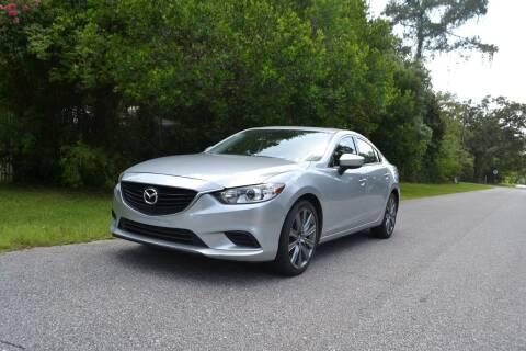2018 Mazda MAZDA6 for sale at Car Bazaar in Pensacola FL