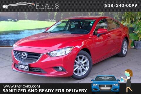 2015 Mazda MAZDA6 for sale at Best Car Buy in Glendale CA