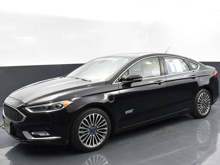 2017 Ford Fusion Energi for sale in Auburn, WA