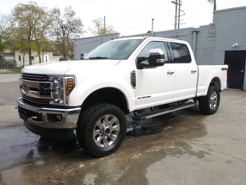 2019 Ford F-250 Super Duty for sale at Kevin Lapp Motors in Plymouth MI