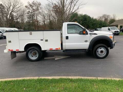 2014 Ford F-550 Super Duty for sale at iCar Auto Sales in Howell NJ