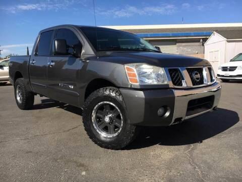 2006 Nissan Titan for sale at Cars 2 Go in Clovis CA