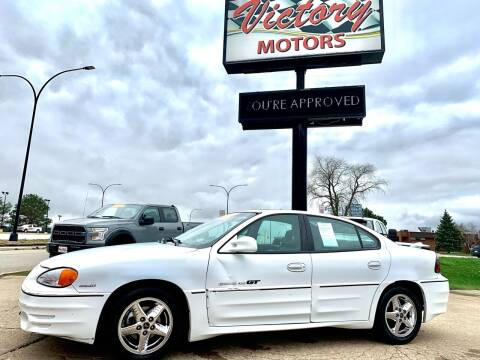 2001 Pontiac Grand Am for sale at Victory Motors in Waterloo IA