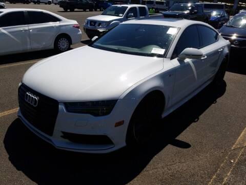 2017 Audi A7 for sale at Cj king of car loans/JJ's Best Auto Sales in Troy MI