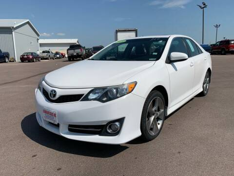 2014 Toyota Camry for sale at De Anda Auto Sales in South Sioux City NE