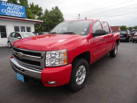 2010 Chevrolet Silverado 1500 for sale at Surfside Auto Company in Norfolk VA