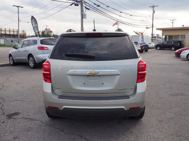 2016 Chevrolet Equinox AWD LT 4dr SUV - East Providence RI