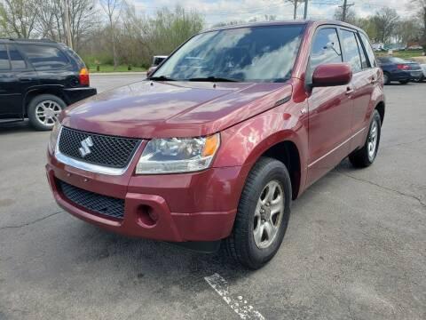 2008 Suzuki Grand Vitara for sale at Auto Choice in Belton MO