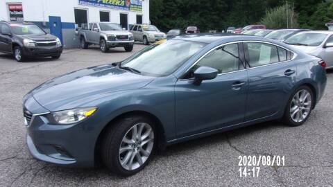 2016 Mazda MAZDA6 for sale at Allen's Pre-Owned Autos in Pennsboro WV