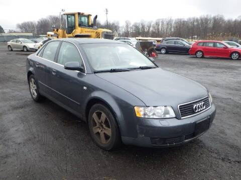 2002 Audi A4 for sale at Simon Auto Group in Newark NJ