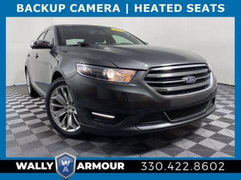 2019 Ford Taurus for sale at Wally Armour Chrysler Dodge Jeep Ram in Alliance OH