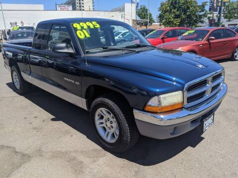 2001 Dodge Dakota for sale at Convoy Motors LLC in National City CA