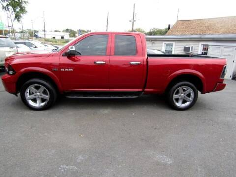 2010 Dodge Ram Pickup 1500 for sale at American Auto Group Now in Maple Shade NJ