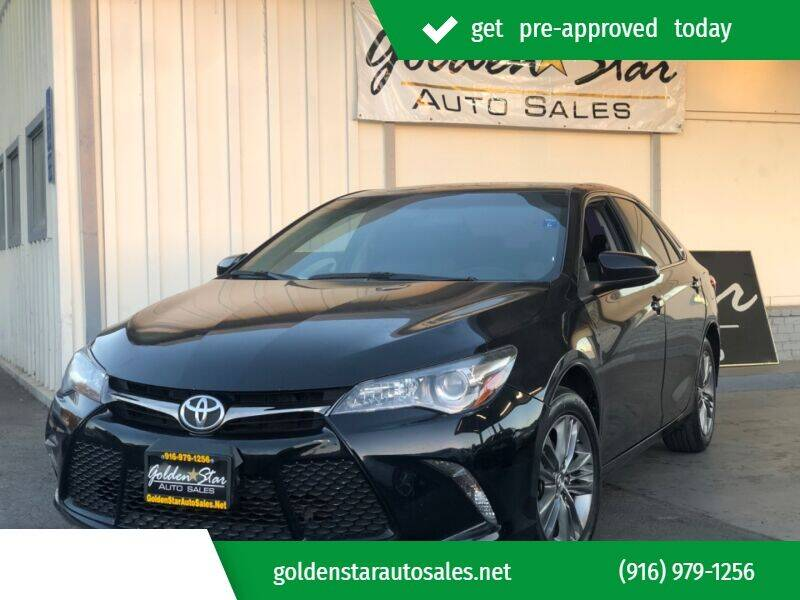 2017 Toyota Camry for sale at Golden Star Auto Sales in Sacramento CA