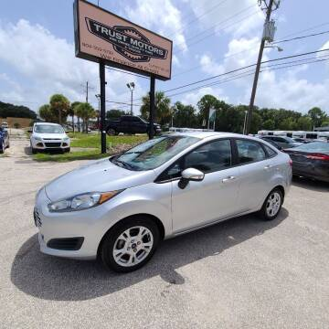 2015 Ford Fiesta for sale at Trust Motors in Jacksonville FL