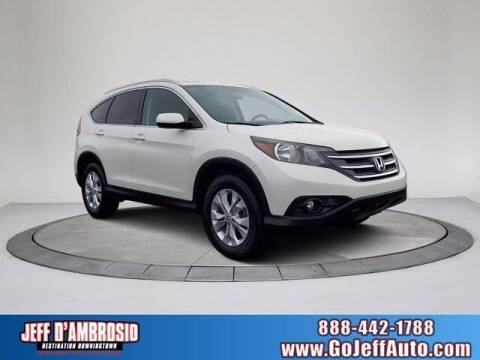 2014 Honda CR-V for sale at Jeff D'Ambrosio Auto Group in Downingtown PA