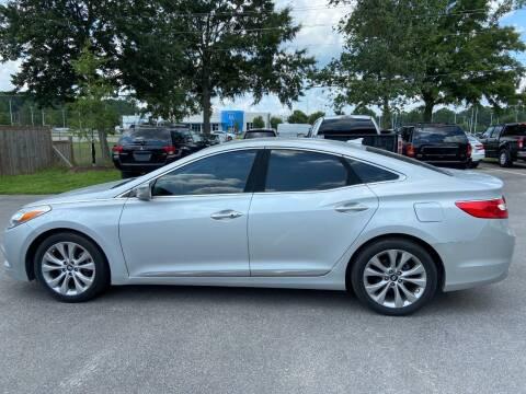 2014 Hyundai Azera for sale at Econo Auto Sales Inc in Raleigh NC