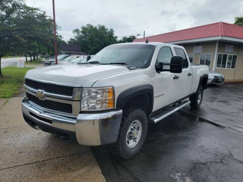 2008 Chevrolet Silverado 2500HD for sale at THE PATRIOT AUTO GROUP LLC in Elkhart IN