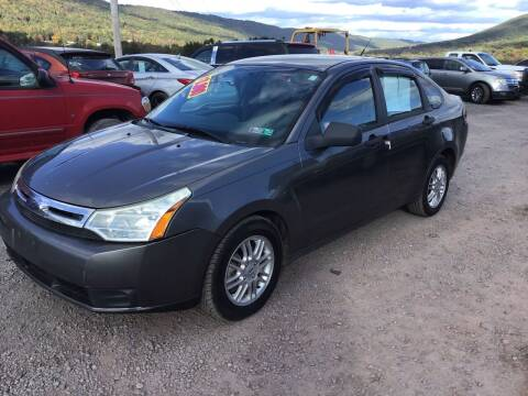 2009 Ford Focus for sale at Troys Auto Sales in Dornsife PA