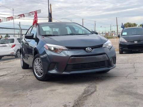 2015 Toyota Corolla for sale at Boktor Motors in Las Vegas NV