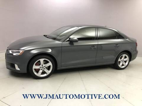 2017 Audi A3 for sale at J & M Automotive in Naugatuck CT