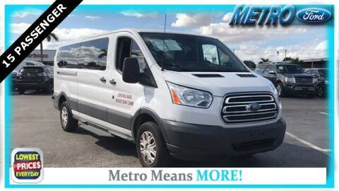 2016 Ford Transit Passenger for sale at Your First Vehicle in Miami FL