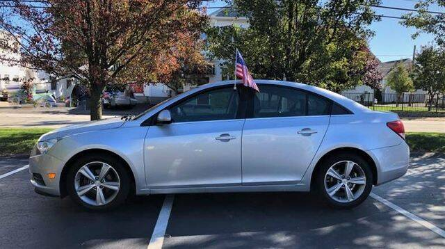 2012 Chevrolet Cruze for sale at Ataboys Auto Sales in Manchester NH